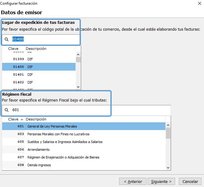Paso 3 - Migrar de CFDI 3.2 a CFDI 3.3